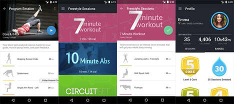 Personal Training Apps