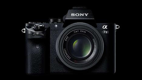 Compact Mirrorless Cameras