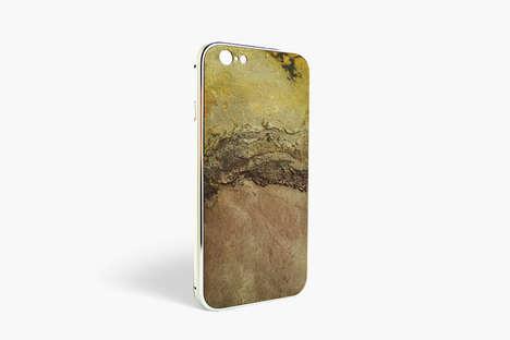 Organic Material Phone Cases
