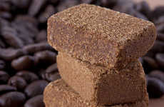 Instant Coffee Cubes - Jiva Classic's Coffee Squares Offer a Perfectly Sized Instant Cup of Joe