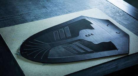 3D-Printed Tribute Sneakers