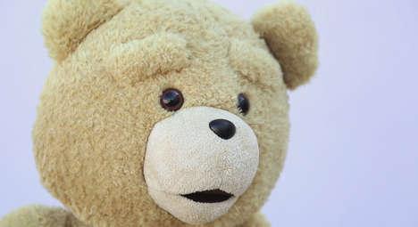 Teddy Bear-Inspired Sneakers