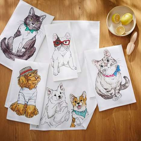 Animal Shelter-Supporting Towels