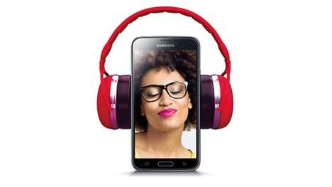 Mobile Music Streaming Promotions - This Package Includes Access to Guvera's Music Streaming Service
