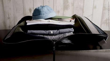 Luxury Undulating Luggage
