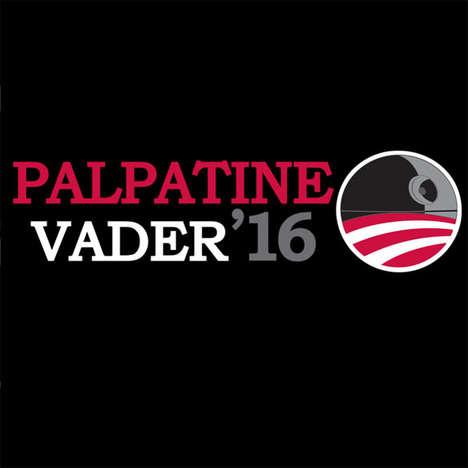 Intergalactic Election Tees