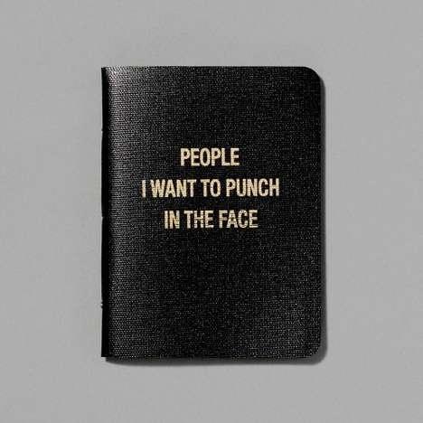 Aggressive Notebook Designs