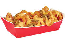 Spicy Nacho Fries - Jack in the Box is Adding a Mexican Themed Potato Dish to Its Menu
