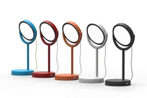Gadget-Charging Lights