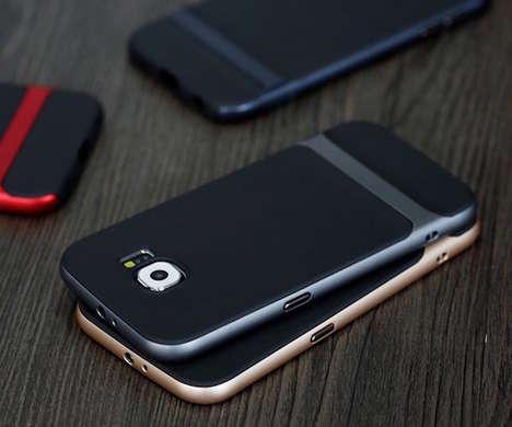 Layered Smartphone Protectors