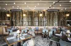 Rooftop Restaurant Pop-Ups - The Forest on the Roof is a Dining Experience Atop of Selfridges