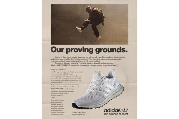 Vintage Rapper Sneaker Ads Vintage Adidas Ads