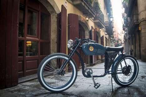 Retro Eco Electric Bikes