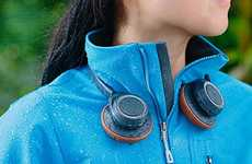 Weatherproof Headphones