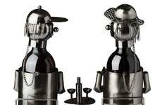 Scenic Wine Bottle Holders