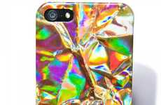 Deceiving Foil Phone Cases
