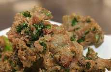 Deep-Fried Kale Clusters