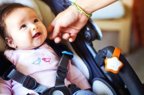 Intelligence-Boosting Infant Wearables - This Device Tracks How Many Words a Child Hears Each Day