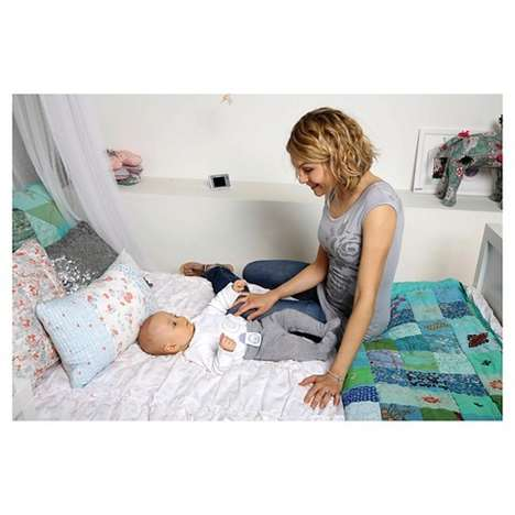 Infant Abdominal Trackers