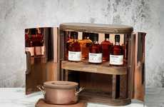 Exclusive Whiskey Kits - The Aberlour Taste of Malt Whiskey Coffret Offers Distinct Snifters