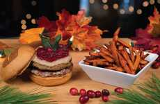 Holiday Turkey Burgers