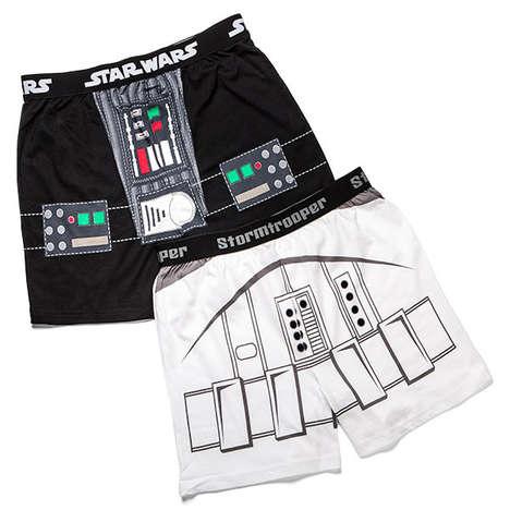 Geeky Sci-Fi Underwear
