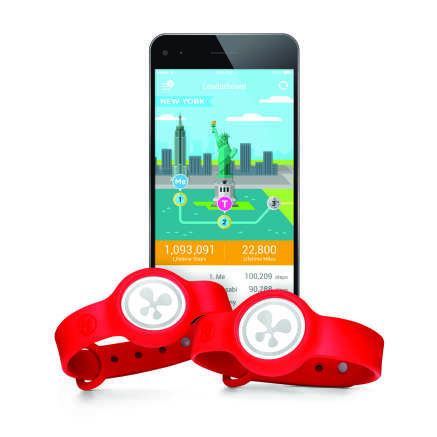 Children's Fitness Toys - The nabi Compete Keeps Kids Active While They Play Challenging Games