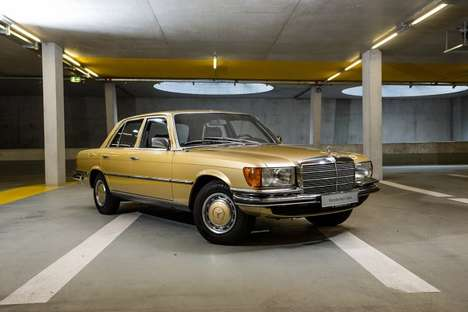 Rare Vehicle Restorations - This Mercedes-Benz Museum Program Restores and Sells Vintage Vehicles