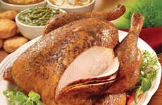 Cajun-Style Turkey Dishes