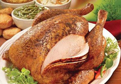 Cajun-Style Turkey Dishes