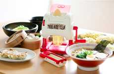 Ramen Noodle Makers - This Device by Mega House Creates Fresh Ramen Noodles at Home