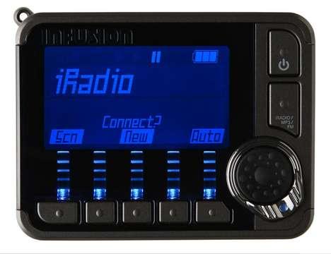 Wireless Internet Radio