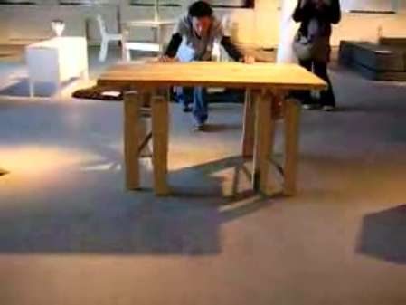A Table that Can Walk