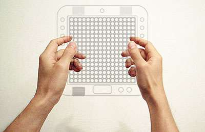 Electroplankton - Musical Touch Screen Gadget as Art