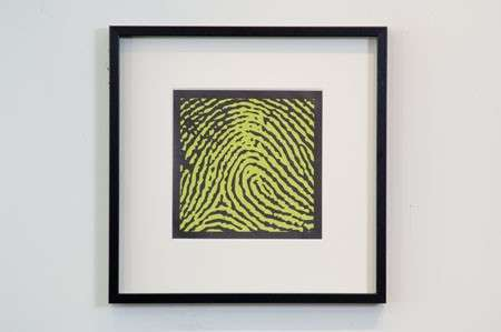 Finger Print Art - From Life Comes Art?