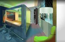 Sleeping in a Cubi - Qbic Hotels
