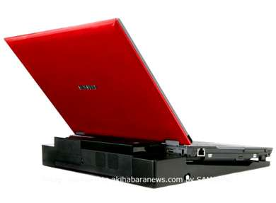 Fuel Cell Laptop Dock