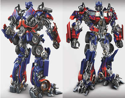 Transformers - Next Summer's Hottest Movie and Cult Sensation?