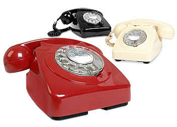 Retro Phones - 160 Bucks For Your Grandma's Phone