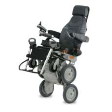 Stair Climbing Robot Wheelchair - The iBot Mobility System