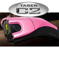 Pink Taser C2 Personal Protector