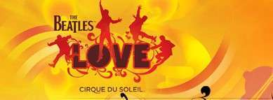 The Beatles, LOVE by Cirque du Soleil