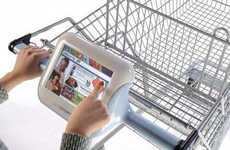 Shopping Cart Concierge - Self-Serve Checkouts are Taken a Step Further