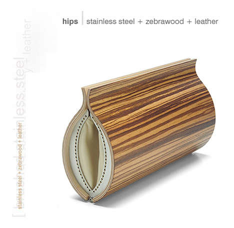 Wooden Handbags - Wood You Carry One of These?