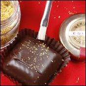 Gold Leaf Chocolates