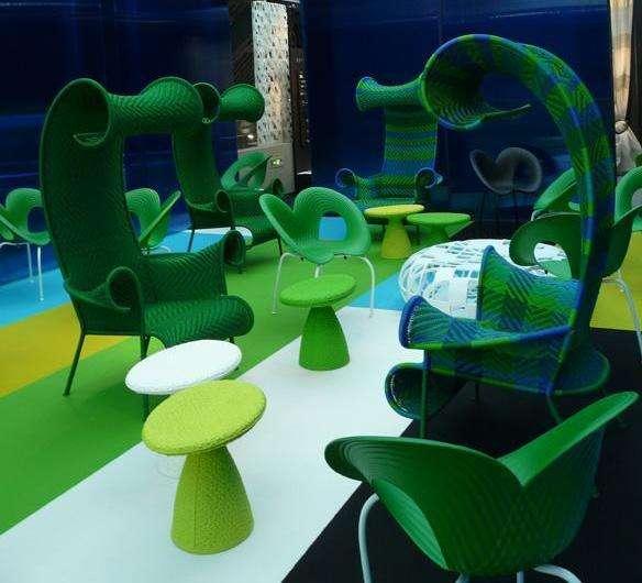 Ocean Inspired Moroso Furniture