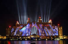 Over-the-Top Opening Parties - The Atlantis Hotel in Dubai (UPDATE)