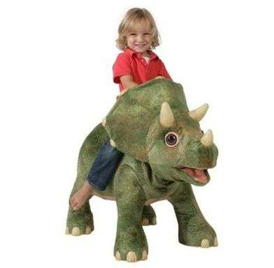 Playskool's Kota the Triceratops