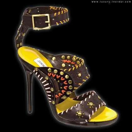 Exquisite Resort Footwear