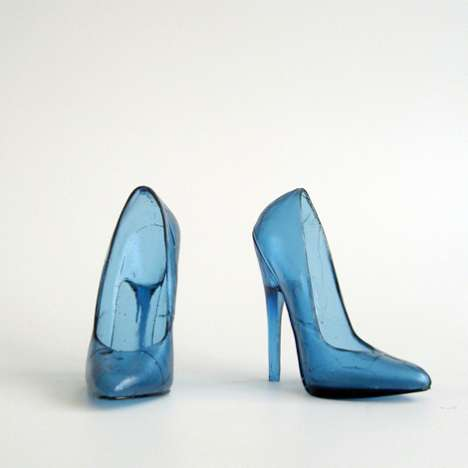 Real Life Cinderella Shoes